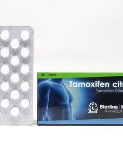 Tamoxifen citrat 10mg Sterling